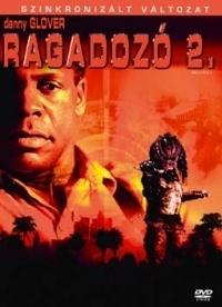 Ragadozó 2. - Ragadozó Los Angelesben DVD