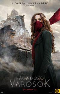 Ragadozó Városok DVD