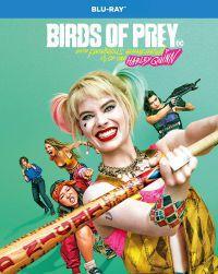 Ragadozó madarak *DC* Blu-ray