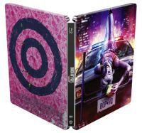 Ragadozó madarak *DC* (4K UHD + Blu-ray) - limitált, fémdobozos változat (steelbook) Blu-ray