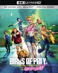 Ragadozó madarak *DC* (4K UHD+Blu-ray) Blu-ray