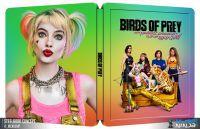 Ragadozó madarak *DC* - limitált, fémdobozos változat (steelbook) Blu-ray