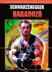 Ragadozó - szinkronizált változat DVD