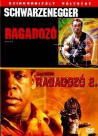 Ragadozók DVD