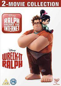 Ralph - 2 filmes gyűjtemény (2 DVD) *Díszdobozos* DVD