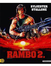 Rambo 2. - limitált, digibook változat (SC gyűjtemény 2.) Blu-ray