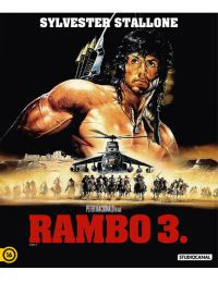 Rambo 3. - limitált, digibook változat (SC gyűjtemény 3.) Blu-ray