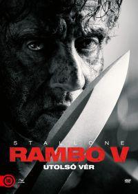 Rambo 5: Utolsó vér DVD