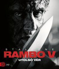 Rambo 5: Utolsó vér Blu-ray