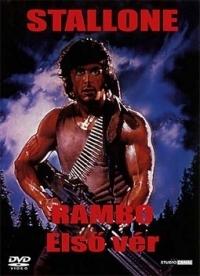 Rambo - Első vér DVD