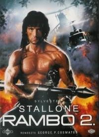Rambo - Első vér II. DVD
