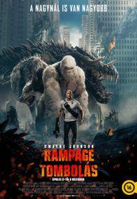 Rampage - Tombolás DVD