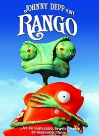 Rango (bővített és moziváltozat) DVD