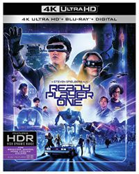 Ready Player One (4K UHD + Blu-ray) Blu-ray