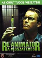 Re-animator: A visszatérés DVD