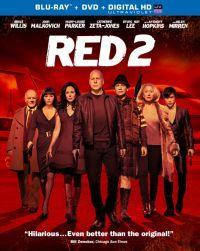 Red 2 Blu-ray