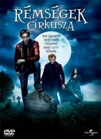 Rémségek cirkusza DVD