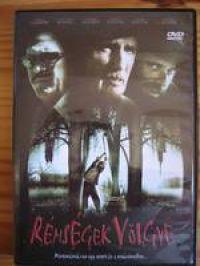 Rémségek völgye DVD