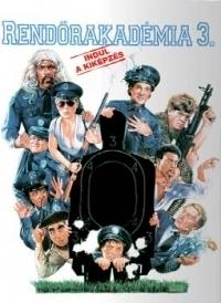 Rendőrakadémia 3. - Újra kiképzésen DVD