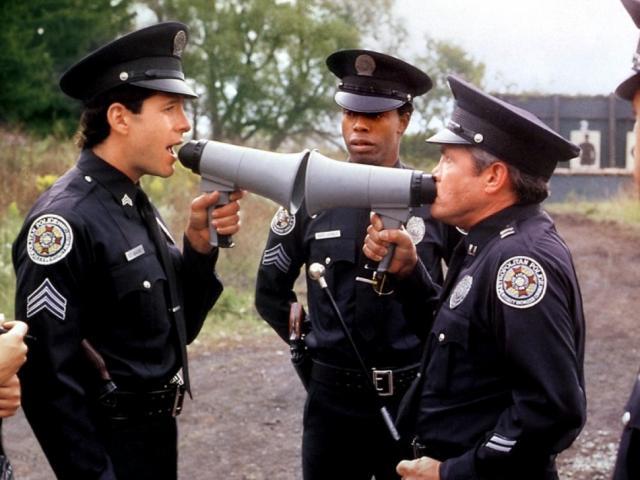 Rendőrakadémia 4