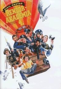 Rendőrakadémia 4. - Civil osztag DVD
