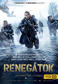 Renegátok DVD