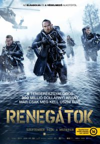 Renegátok (2017) DVD