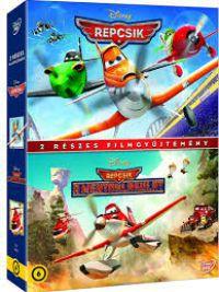 Repcsik - A mentőosztag DVD