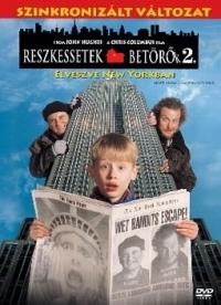 Reszkessetek, betörők! 2. - Elveszve New Yorkban DVD