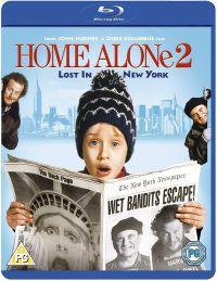 Reszkessetek betörők 2. - Elveszve New Yorkban Blu-ray