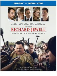 Richard Jewell balladája Blu-ray