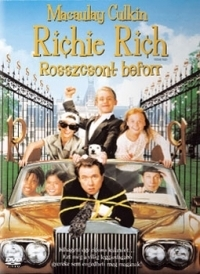 Richie Rich - Rosszcsont beforr DVD