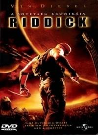 Riddick - A sötétség krónikája DVD