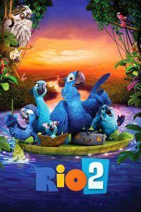Rio 2. DVD