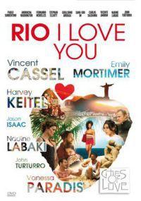 Rio, szeretlek! DVD