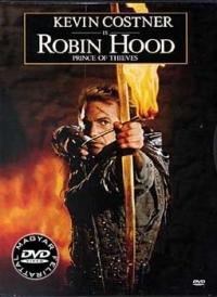 Robin Hood - A tolvajok fejedelme DVD