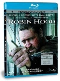 Robin Hood - Rendezői változat Blu-ray