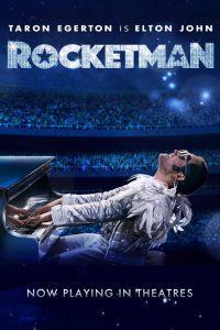 Rocketman *Elton John film* DVD