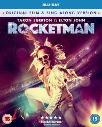 Rocketman *Elton John film* Blu-ray