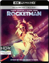 Rocketman (4K UHD + Blu-ray) *Elton John film* Blu-ray