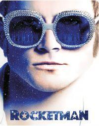 Rocketman (UHD+Blu-ray) - limitált, fémdobozos változat (steelbook) Blu-ray