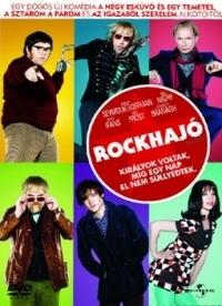Rockhajó DVD