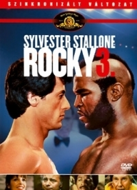 Rocky 3. DVD