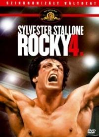 Rocky 4. DVD