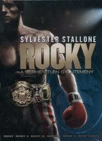 Rocky 5. DVD