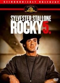 Rocky 5. - Az utolsó menet DVD