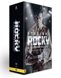 Rocky - A teljes történet (6 Blu-ray) *Díszdobozos* Blu-ray