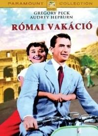 Római vakáció DVD