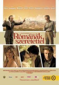 Rómának szeretettel DVD