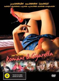 Románc és cigaretta DVD